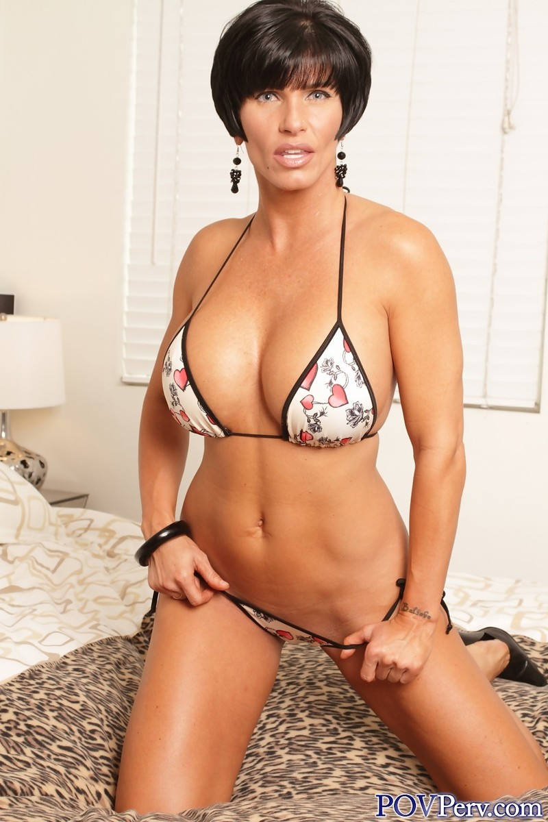 Amazing milf alexis fawx gets pounded by her stepsons dick 8