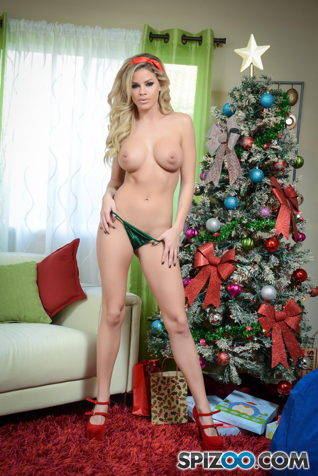 Jessa Rhodes Christmas Party - Get To Suck Santas Fat Cock -2633