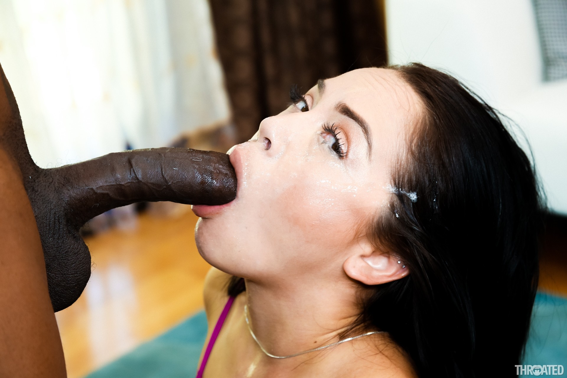 Milf deepthroat monstercock videos 7