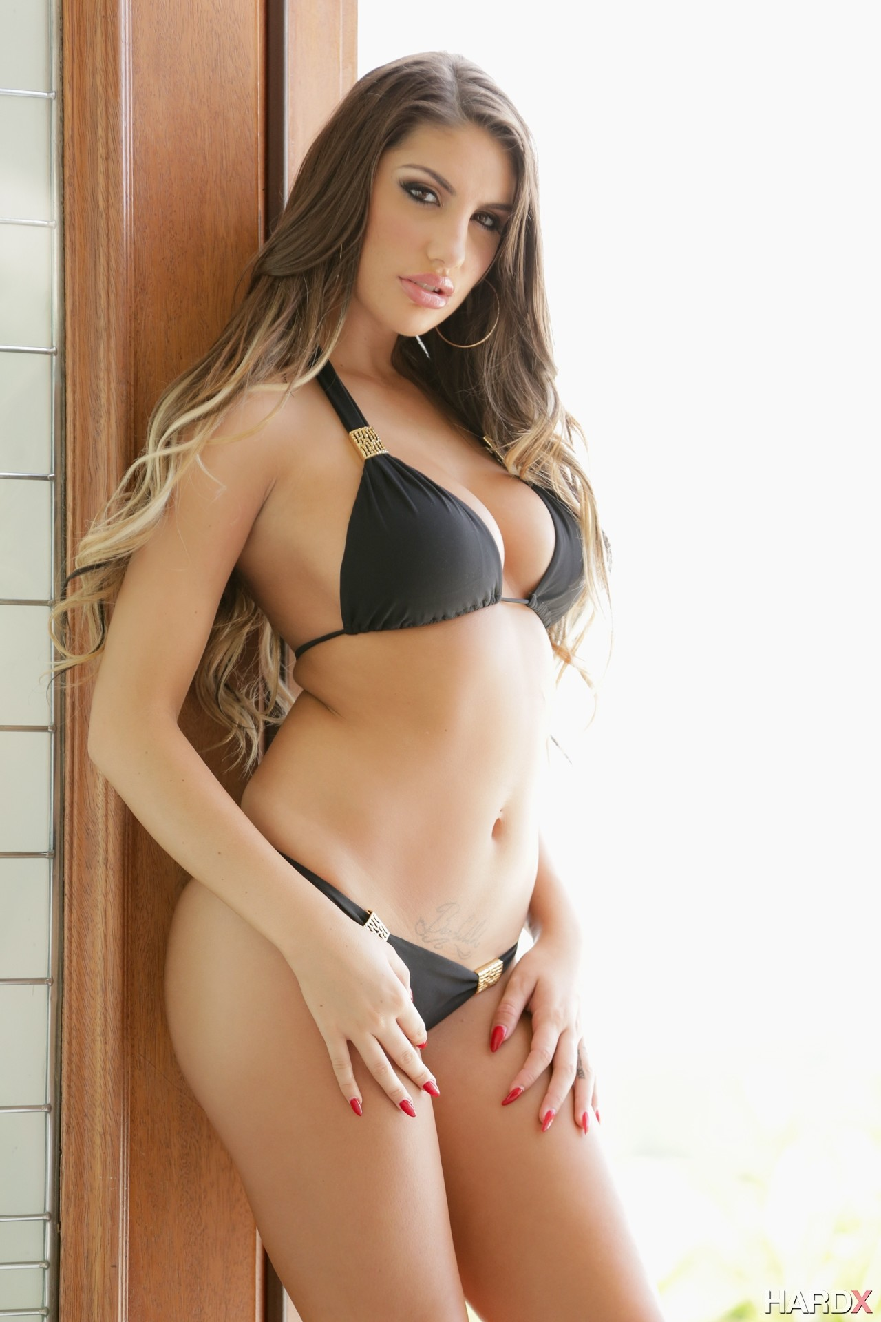 Passion august ames