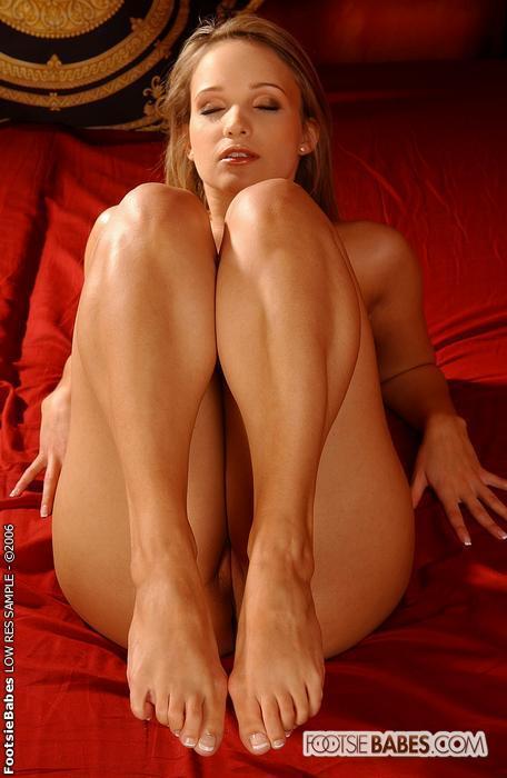 Tiffany Diamond - Footsie Babes 10781-3755