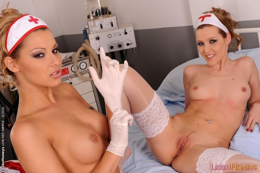 лесбийское порно медсестры