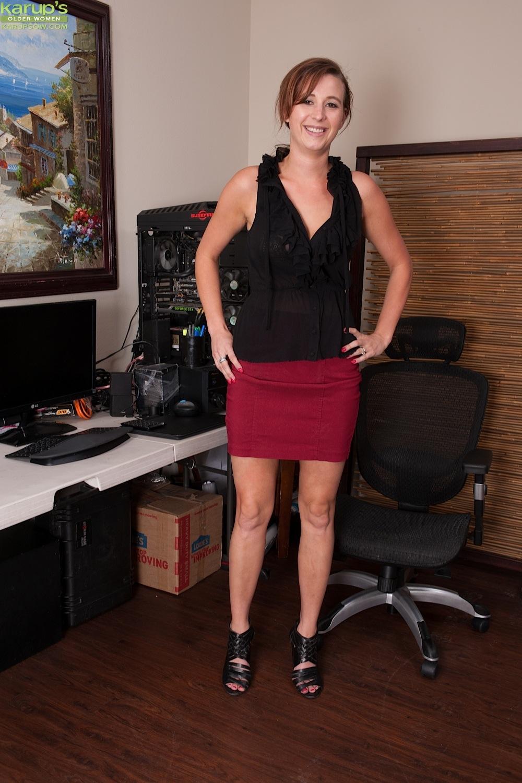 Charlotte Davis - Karups Older Women 37582
