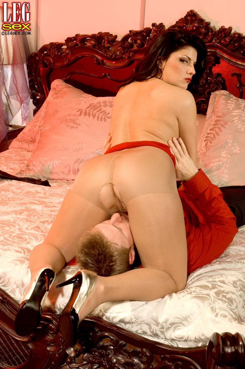 seductive leg sex
