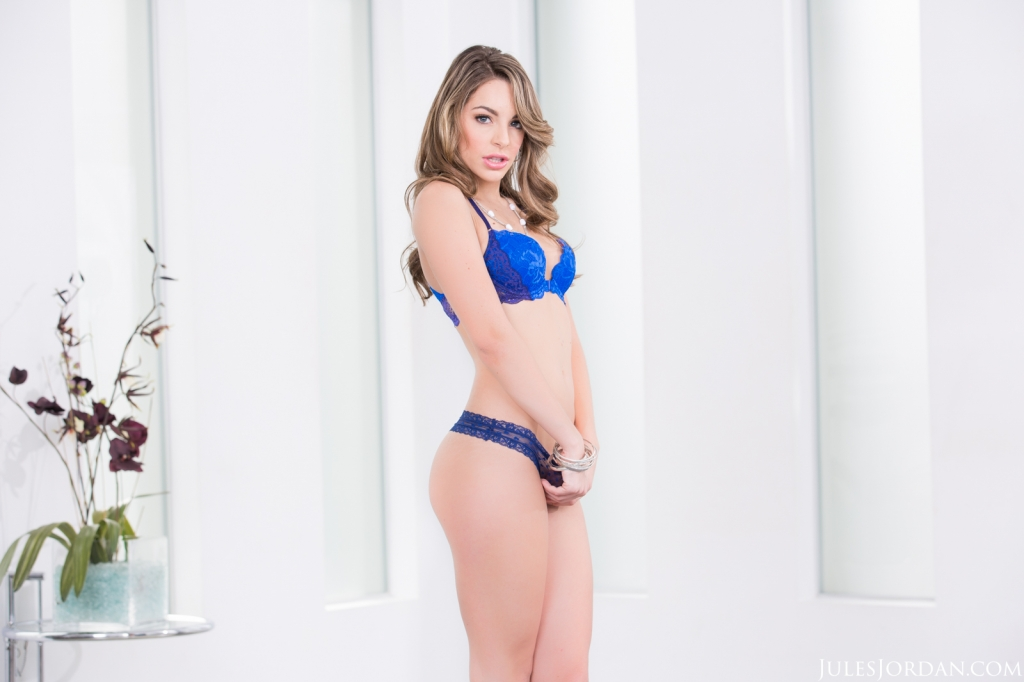 Kimmy granger performs maid service on a very large cock full video