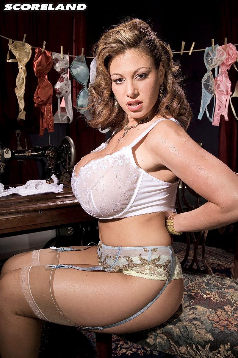 Big Tits Lingerie Pics
