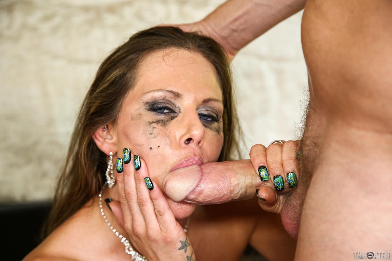 Throat deep rachel roxx