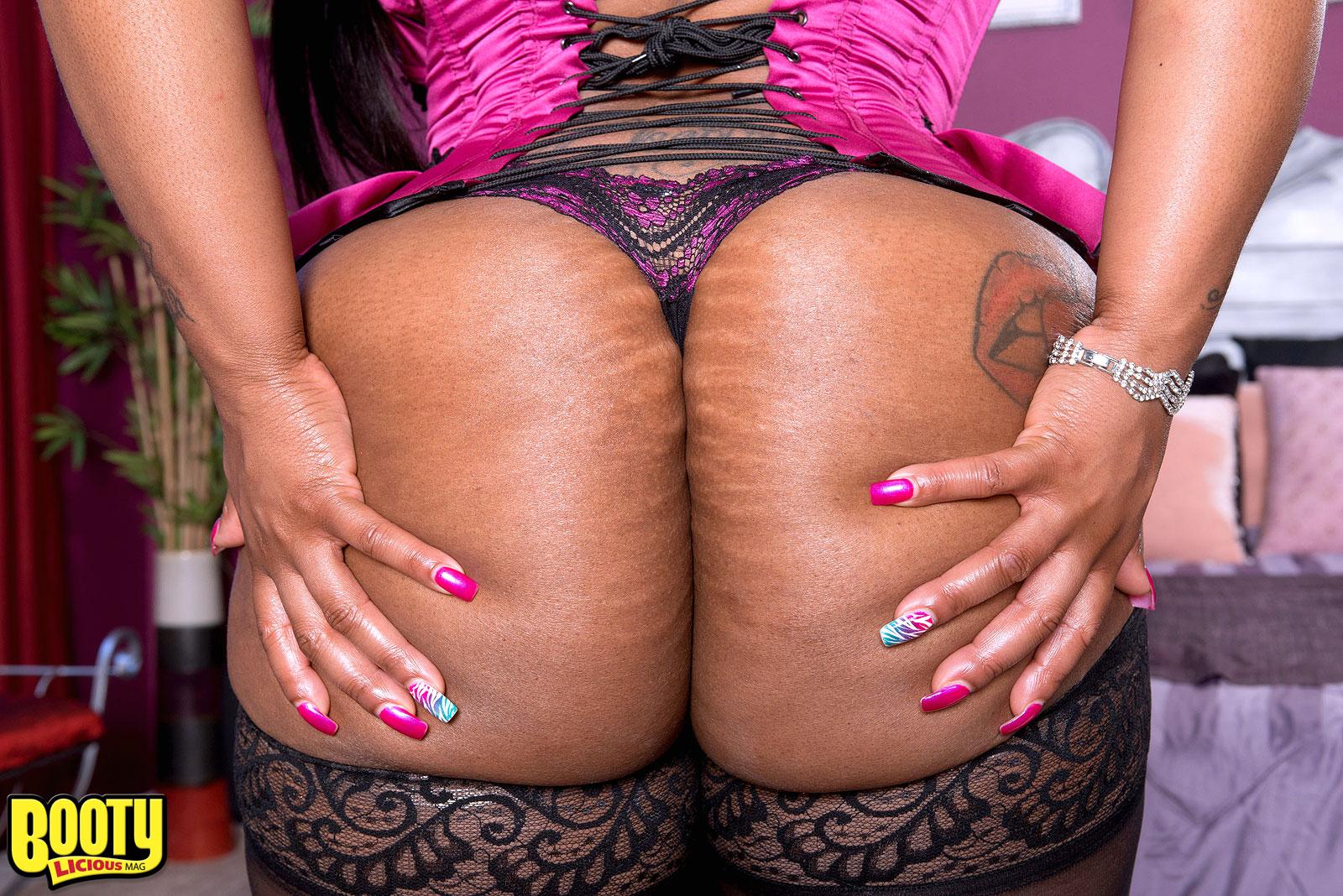 Big Tits Round Ass Ana Episode