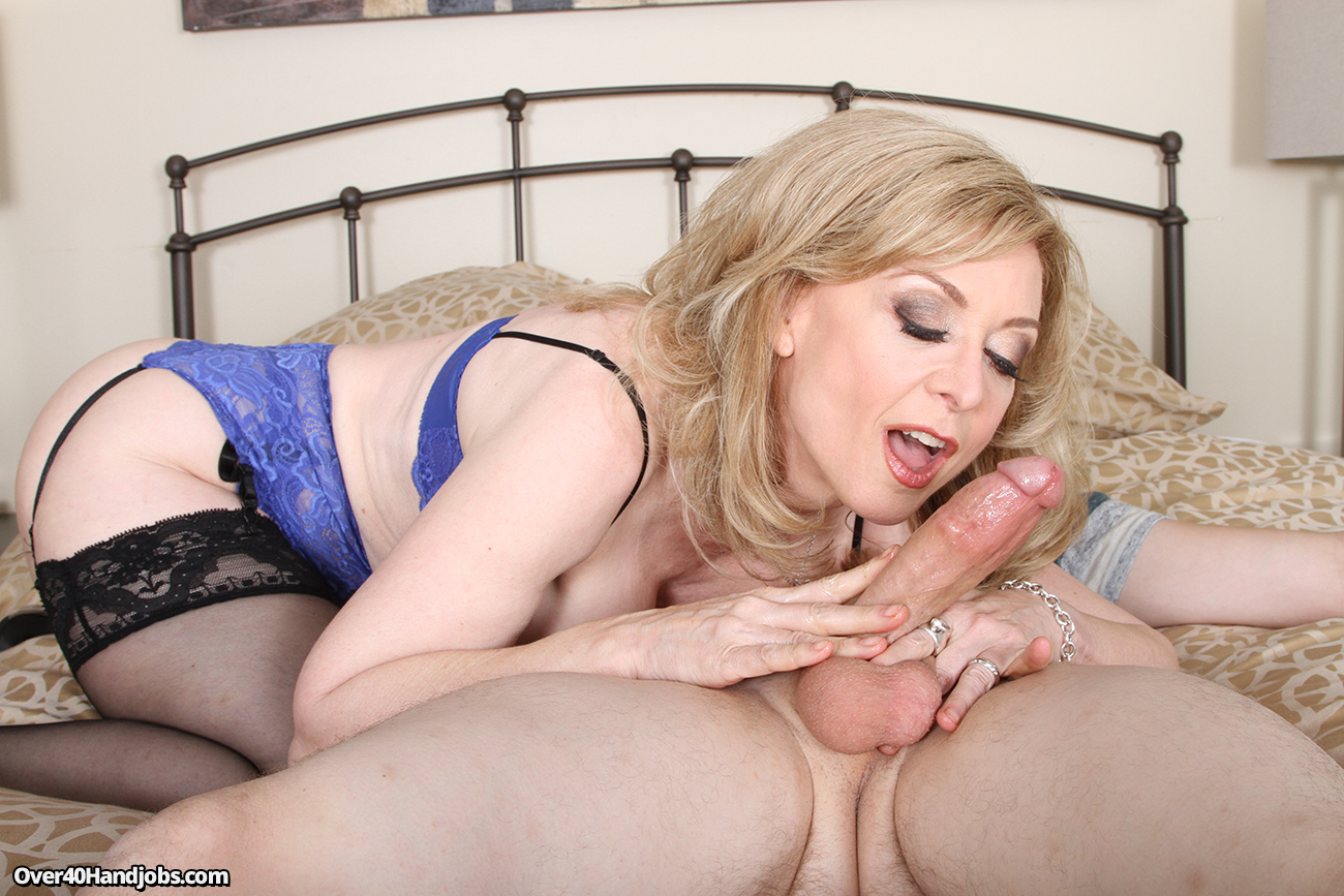 Ladies milf hunter nina hartley