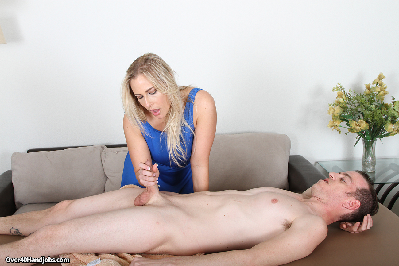 Massage on best mature porn