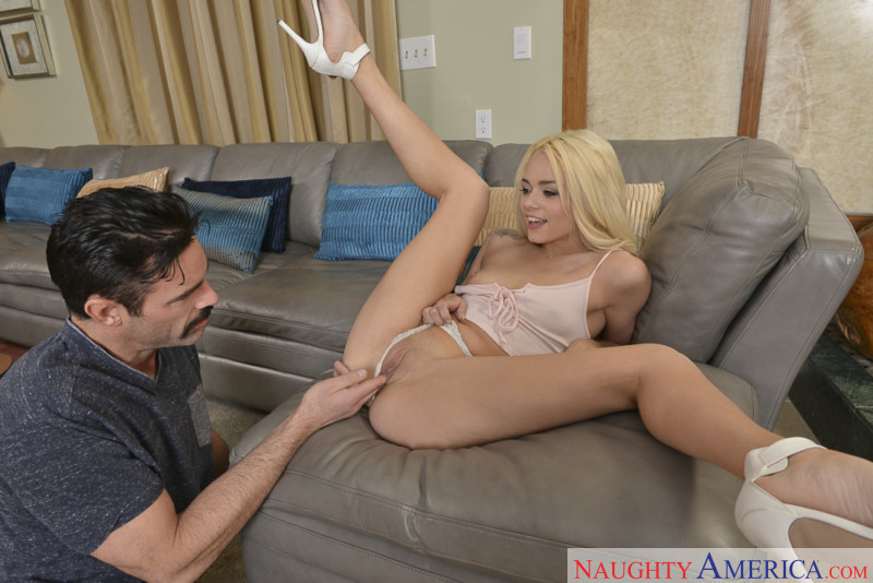 Elsa jean neighbor affair