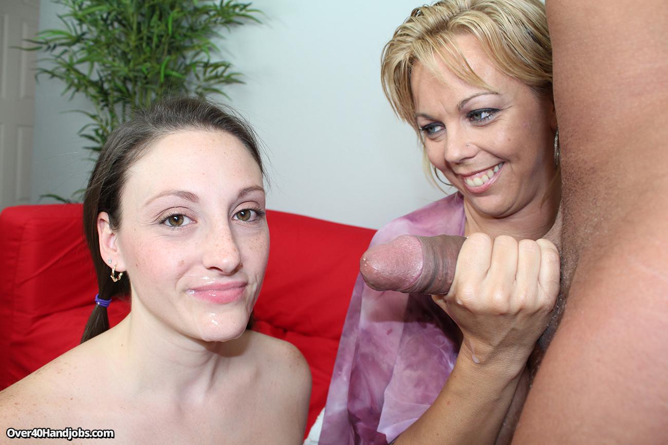 Pic mature woman lesson handjob — 5