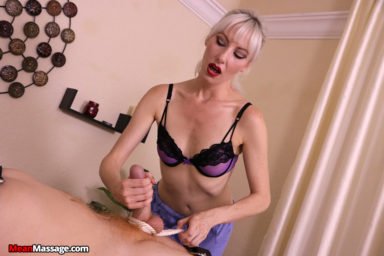 Wife shaved for hubby