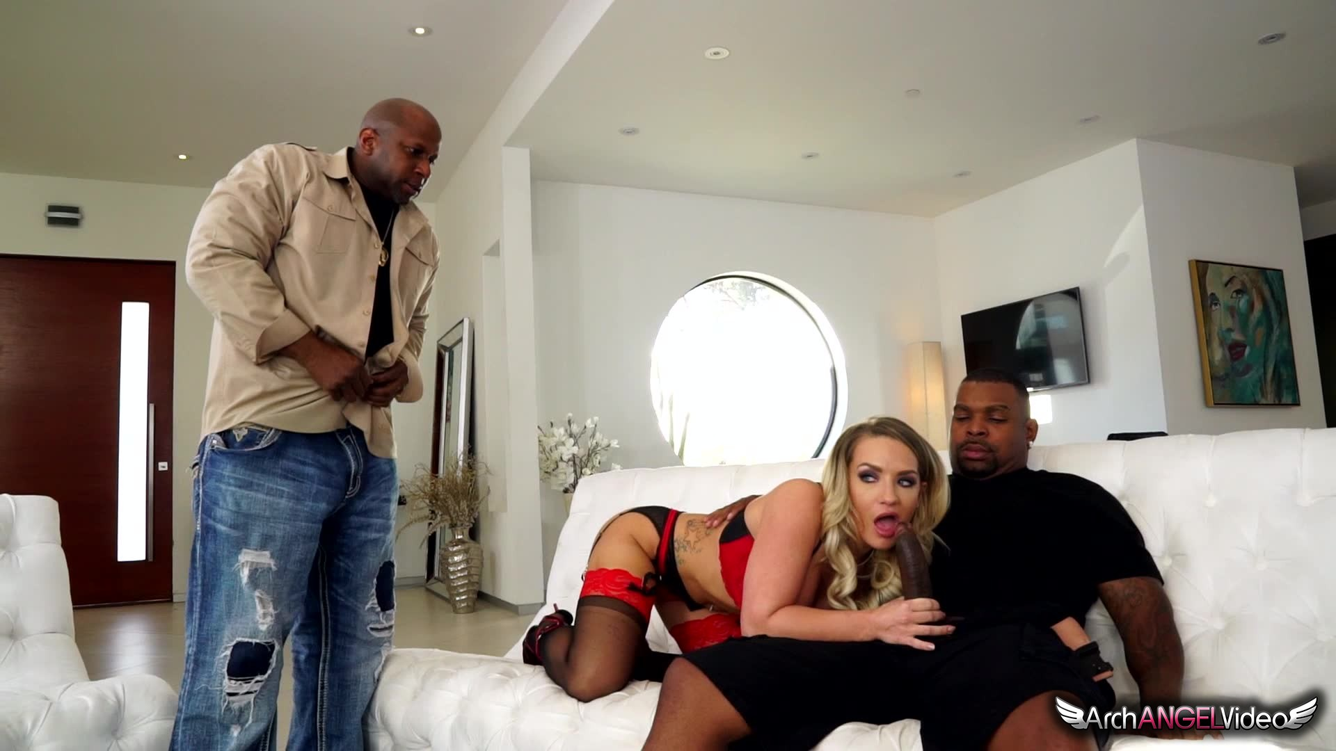 cali carter threesome