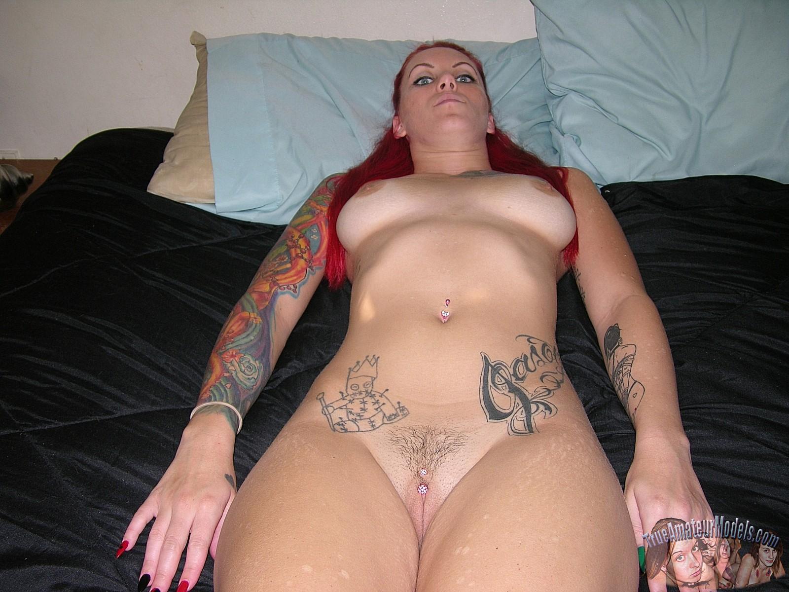 Nude Rude And Tattooed Self Shot Amateur Ex Gf