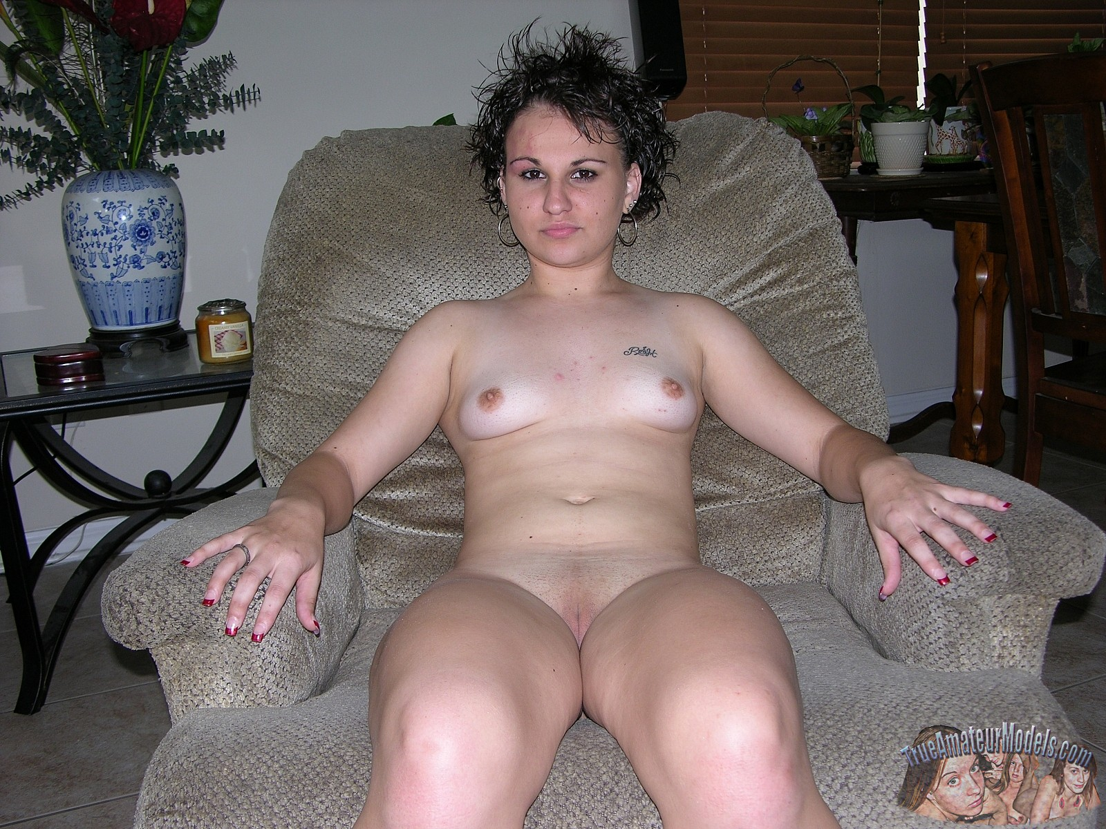 Pawg Raven Haired Teen Oiled And Fucked Hard