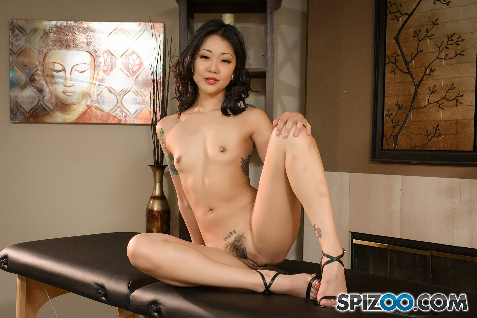 Jeg er Song Massage Interview - Spizoo 116512-2677