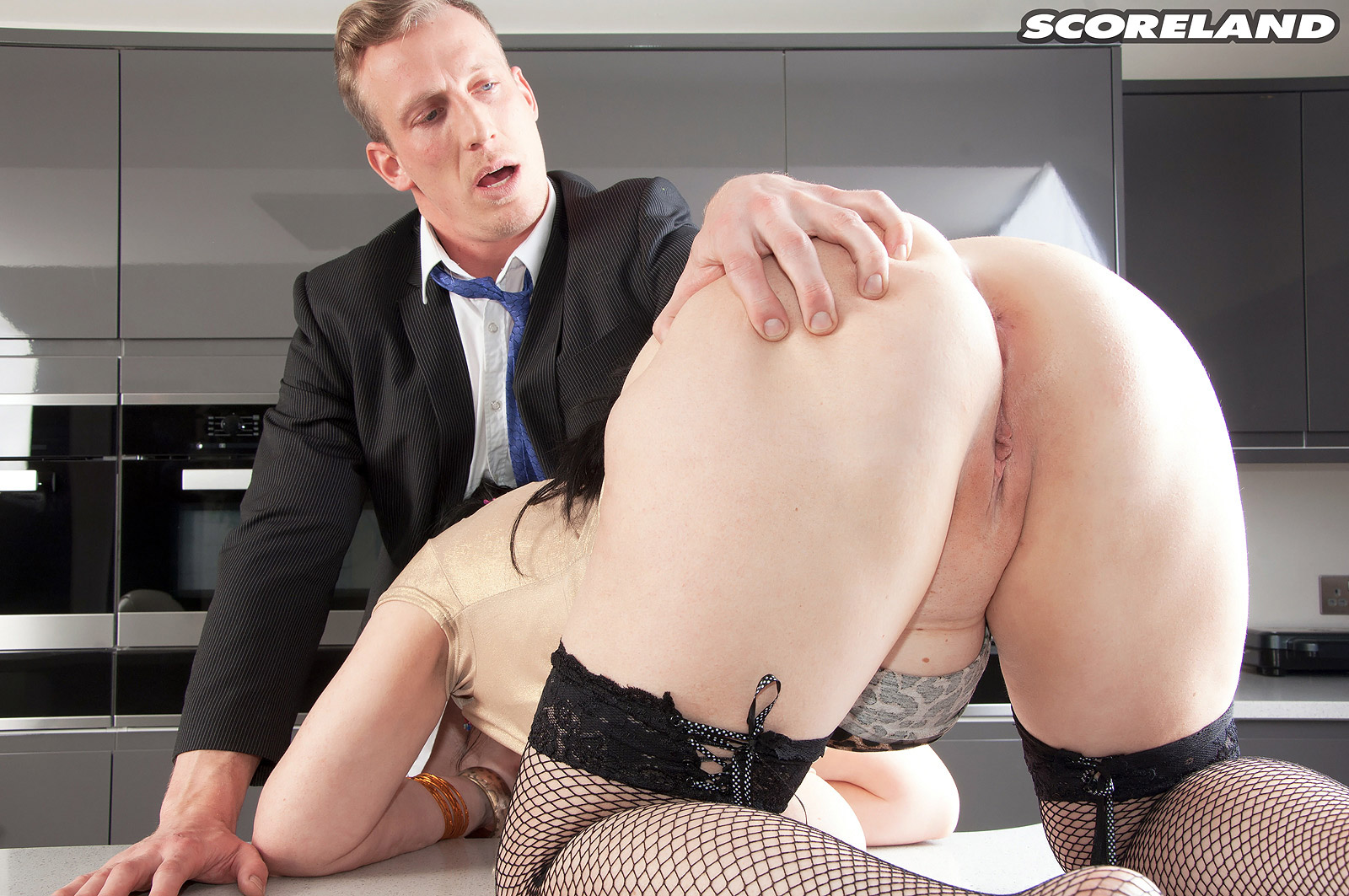 Sabrina-Jade - Big Tit Inspector - Scoreland 117802-1430