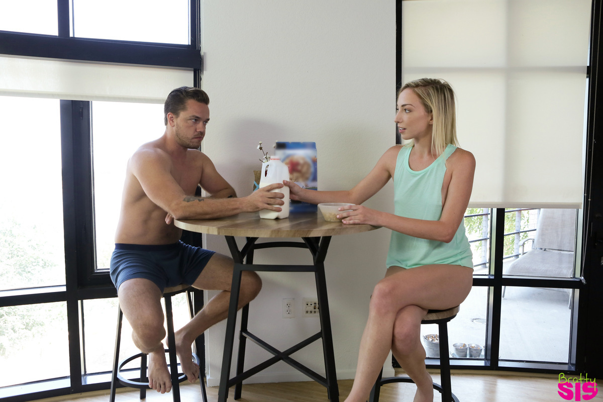 Zoe Parker - It Just Slipped In - Bratty Sis 117806