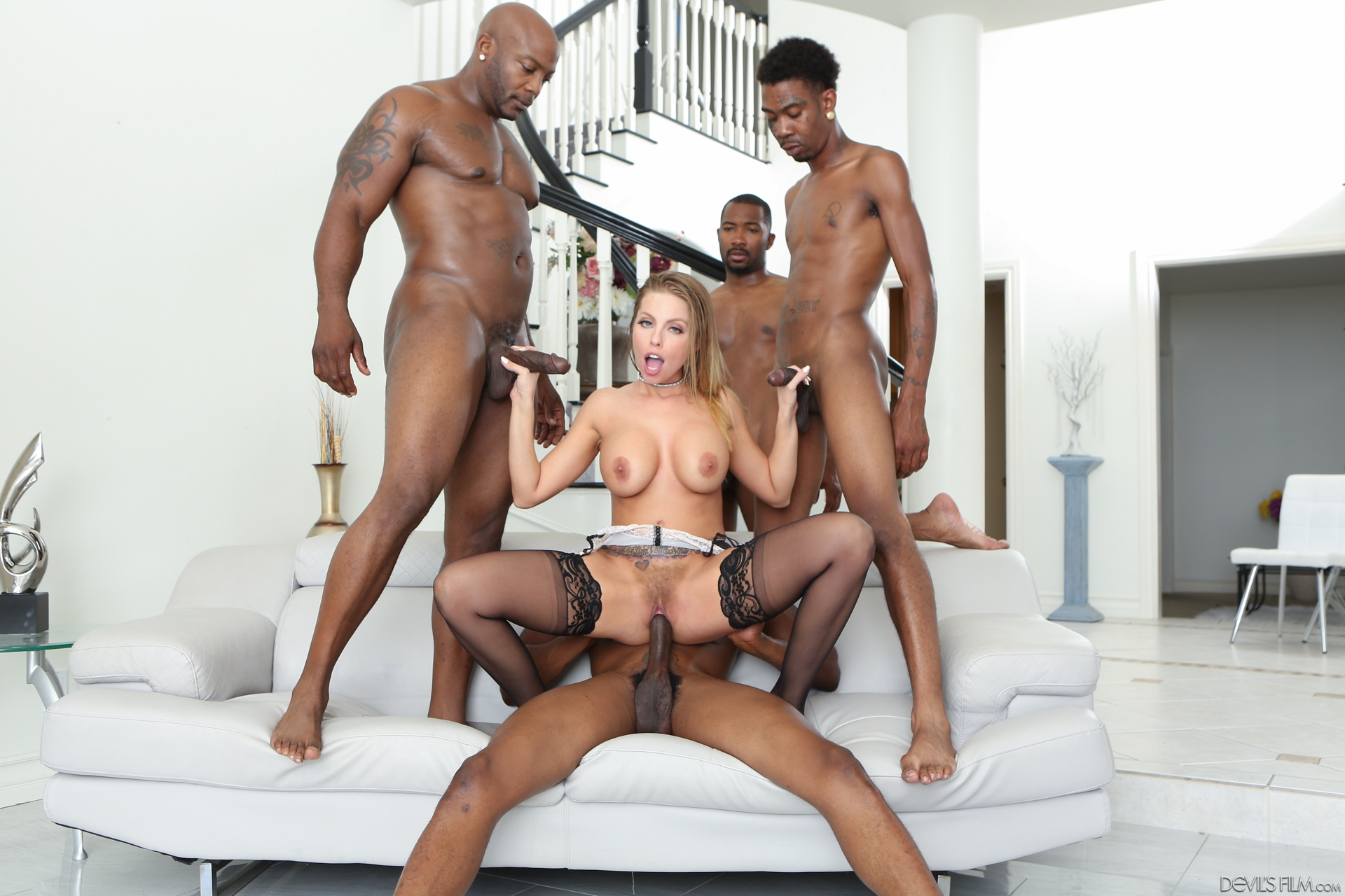 Britney Amber Interracial Galleries