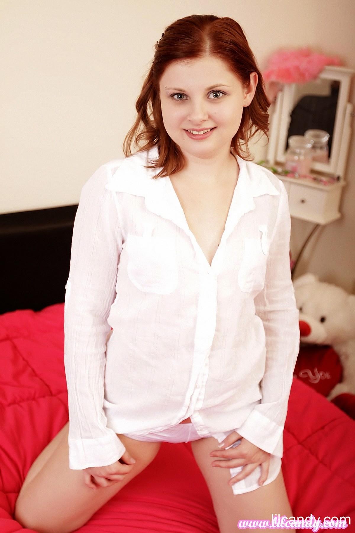 Lil Candy - White Dress Shirt 118620-2653