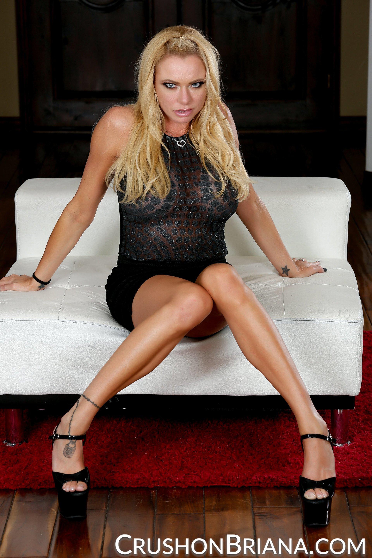 Briana Banks In Sheer Black Body Suit 118691