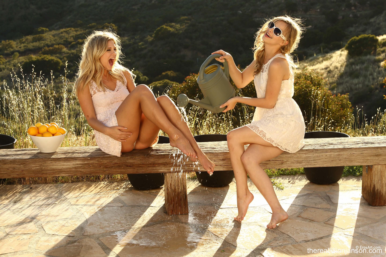 голые блондинки лесбиянки в хорошем качестве