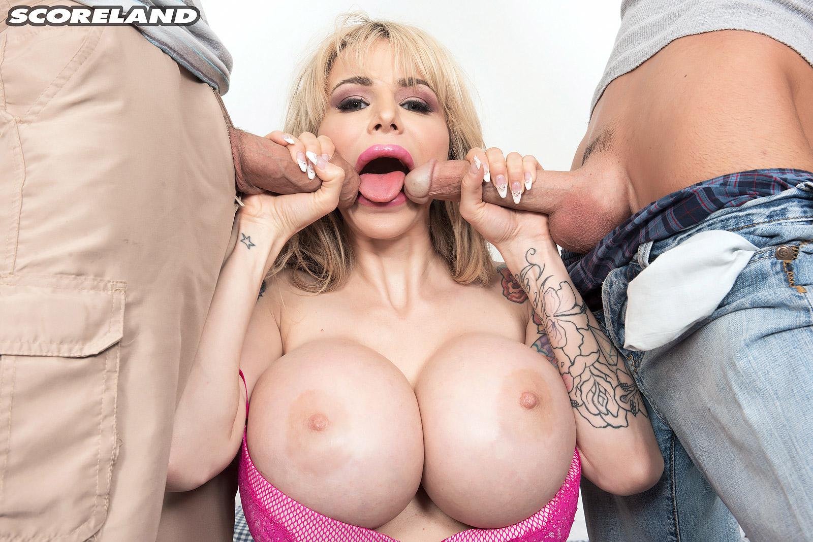 Danielle derek anal creampie