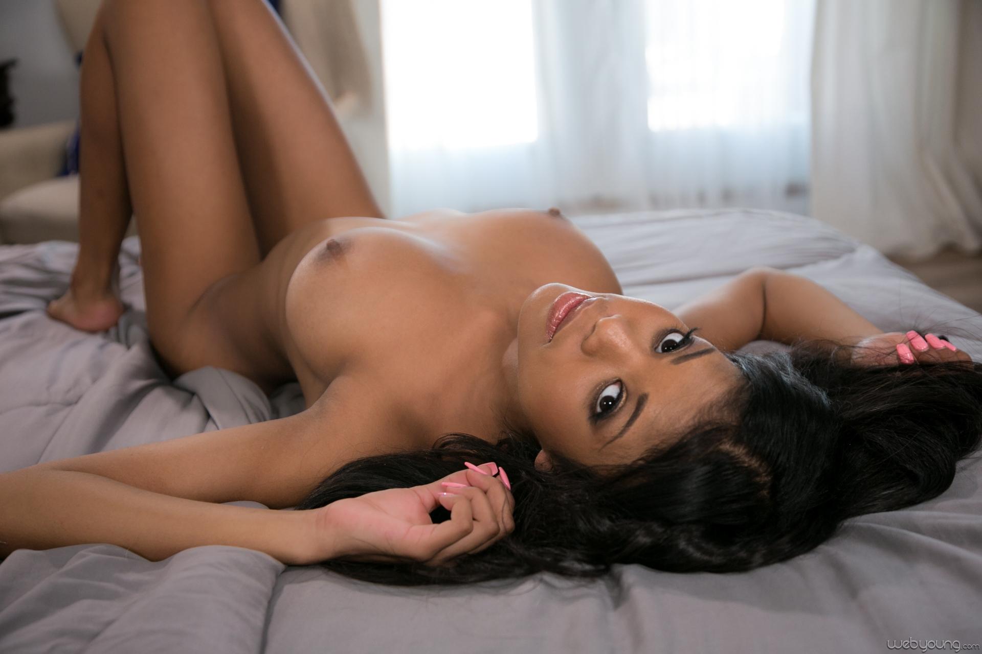 Inexperience ebony girl sucking cock enjoy 4