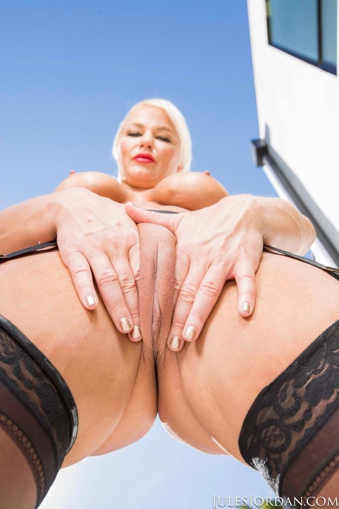 big tit milf anal