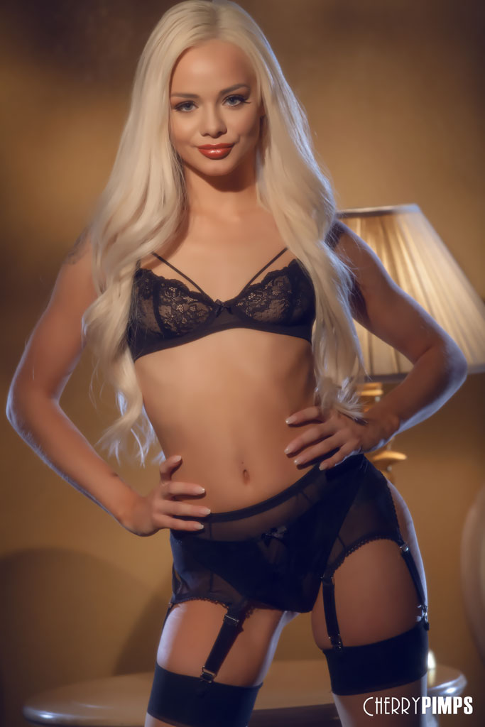 Elsa jean on interracial
