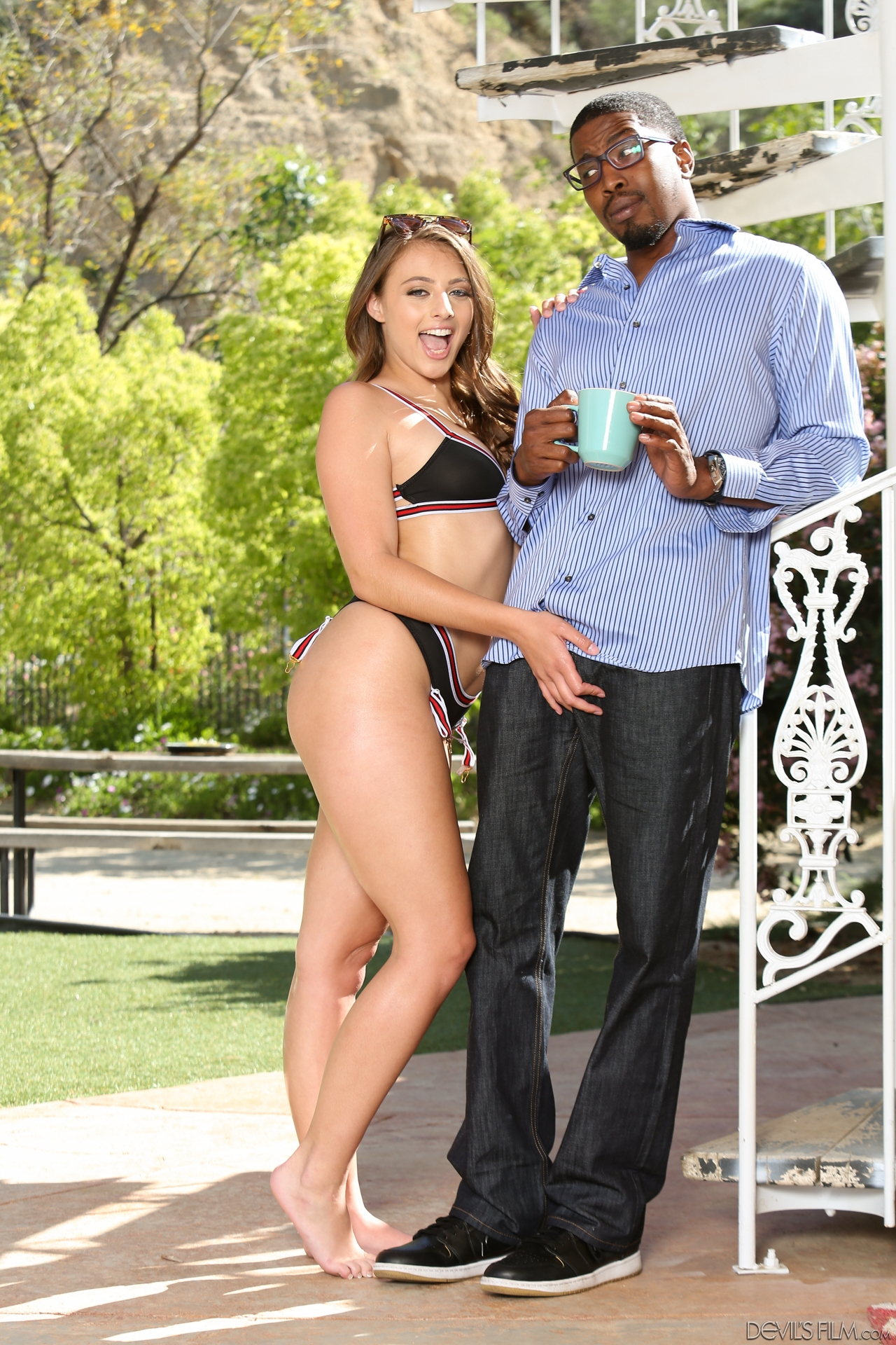 Gia Derza - My New Black Stepdaddy 23 - Devils Film 125810-4745