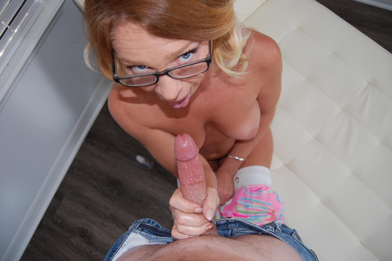 Denise summers handjob