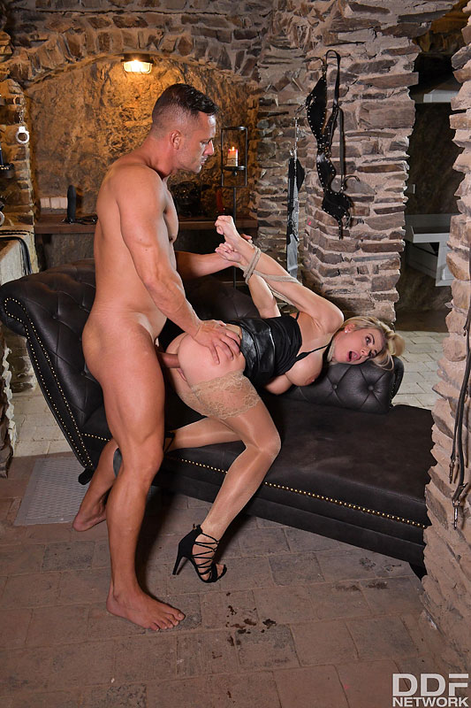 Nathaly Cherie - Rim, Wax  Anal Submission 129834-6873