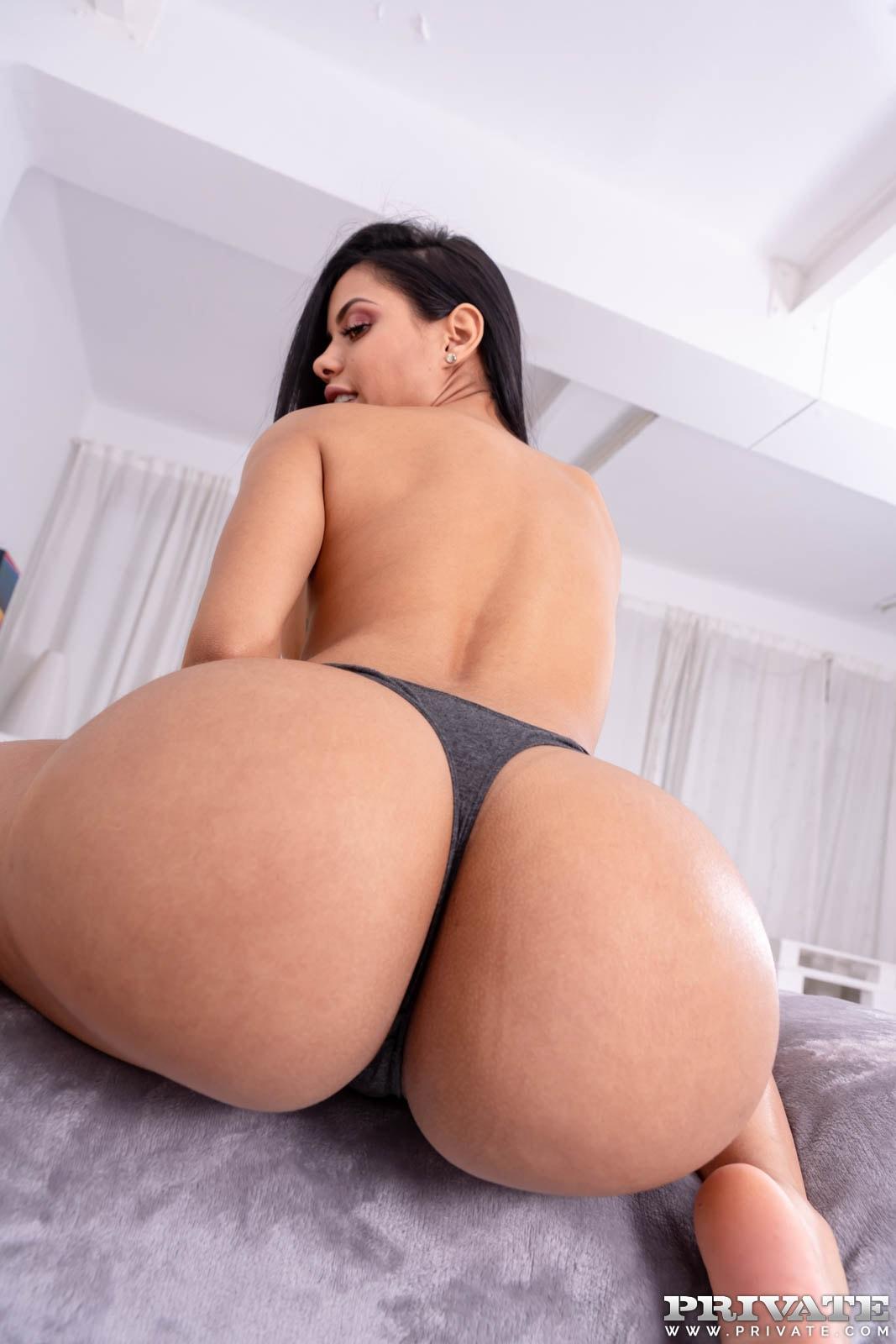 Big anal latina