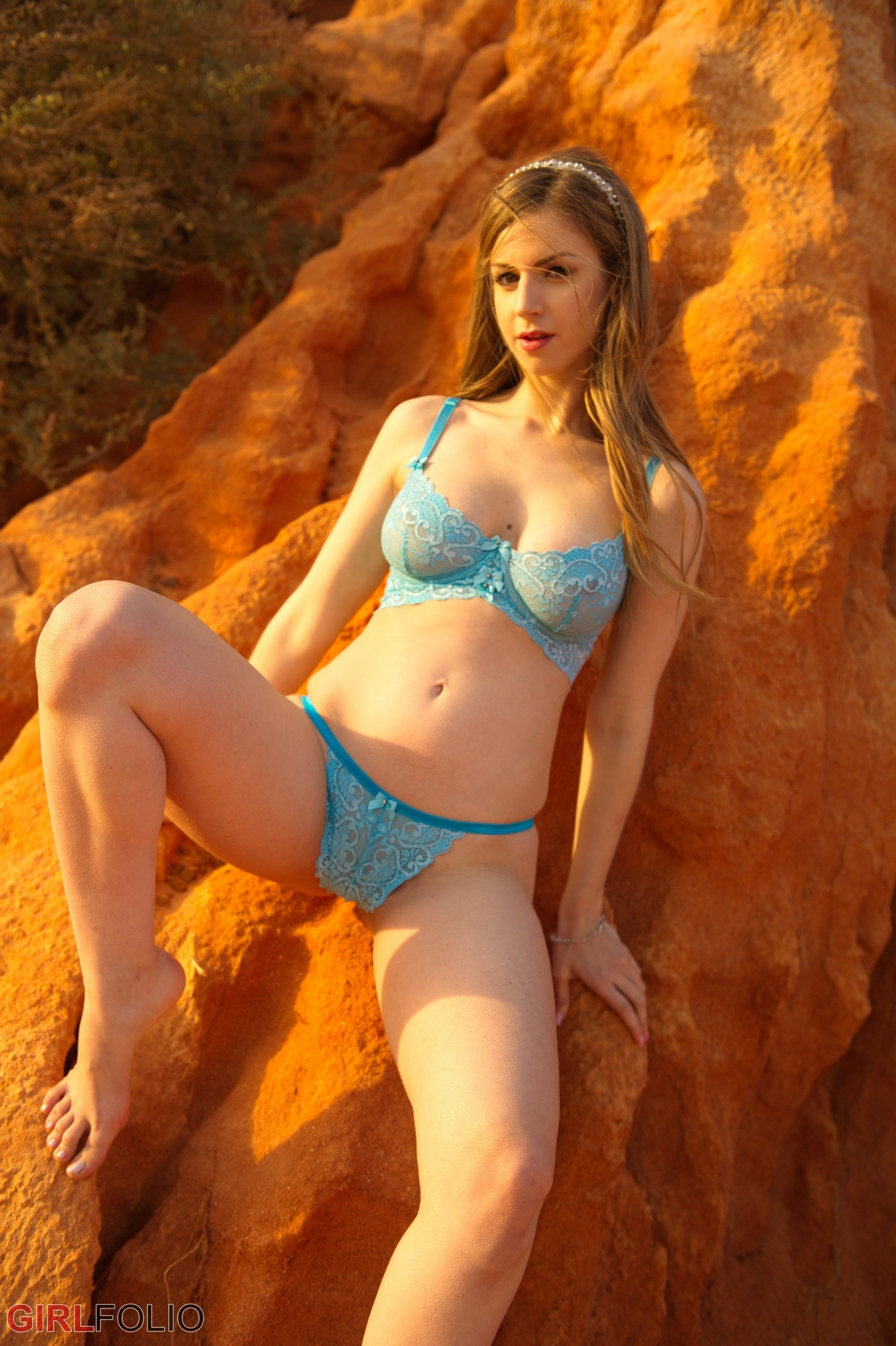 Casual Stella Cox : ModelsGoneMild