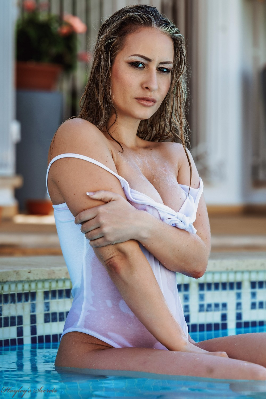 Candice Collyer - Wet Right Through - Hayleys Secrets 140812