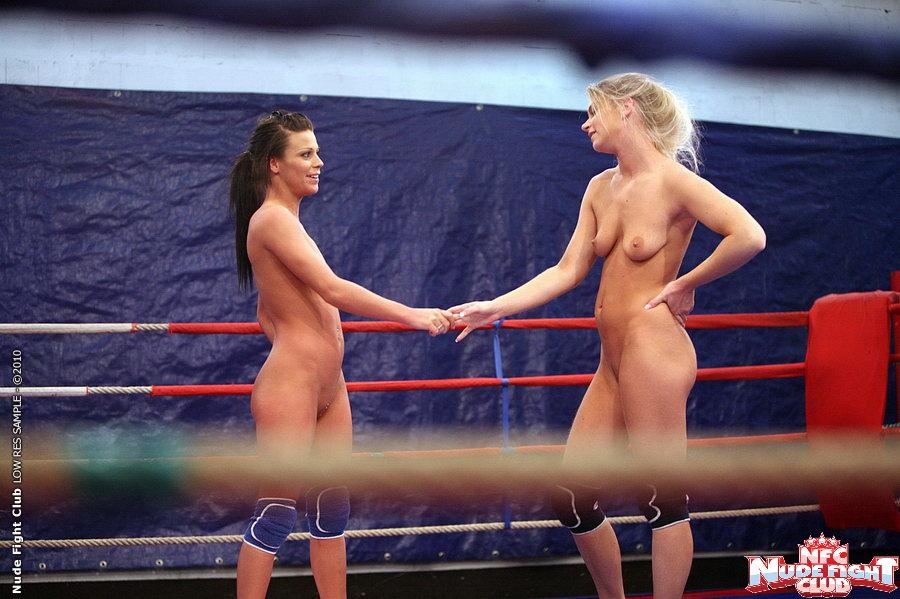 Ally  Melane - Wrestling Girls - Nude Fight Club 11964-2669