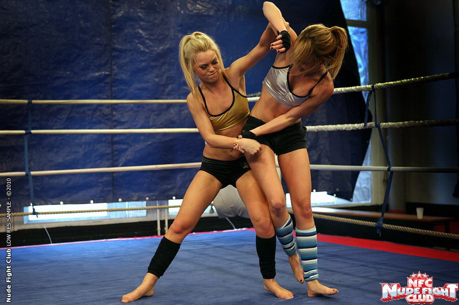 image Lesbian wrestling showdown with carmen valentina amp its cleo