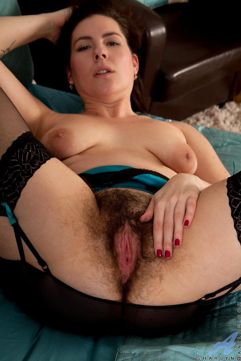 image Mature with hairy pussy and big breasts orgasms