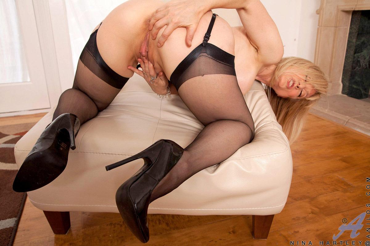 Nina Hartley - Sexy Lingerie 14624-5181
