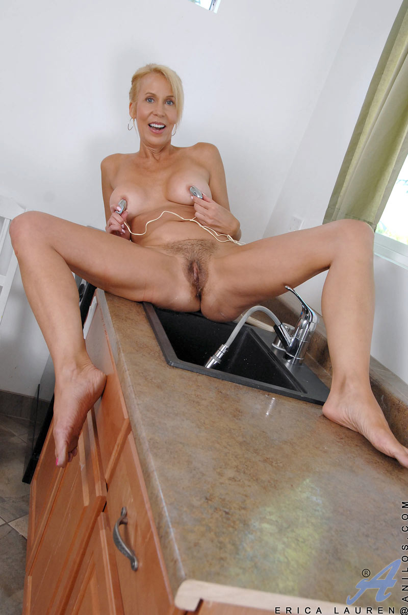 Erica lauren kitchen sex