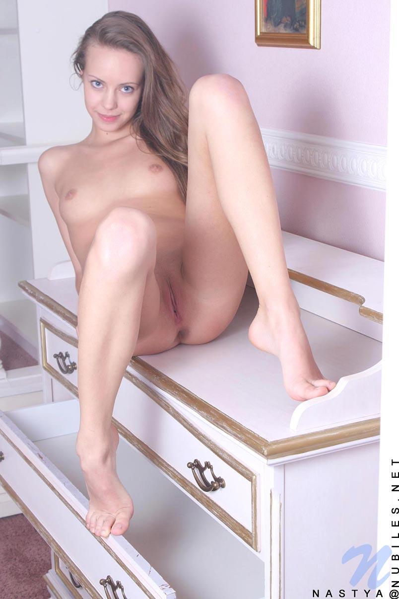 Nude girls age 16