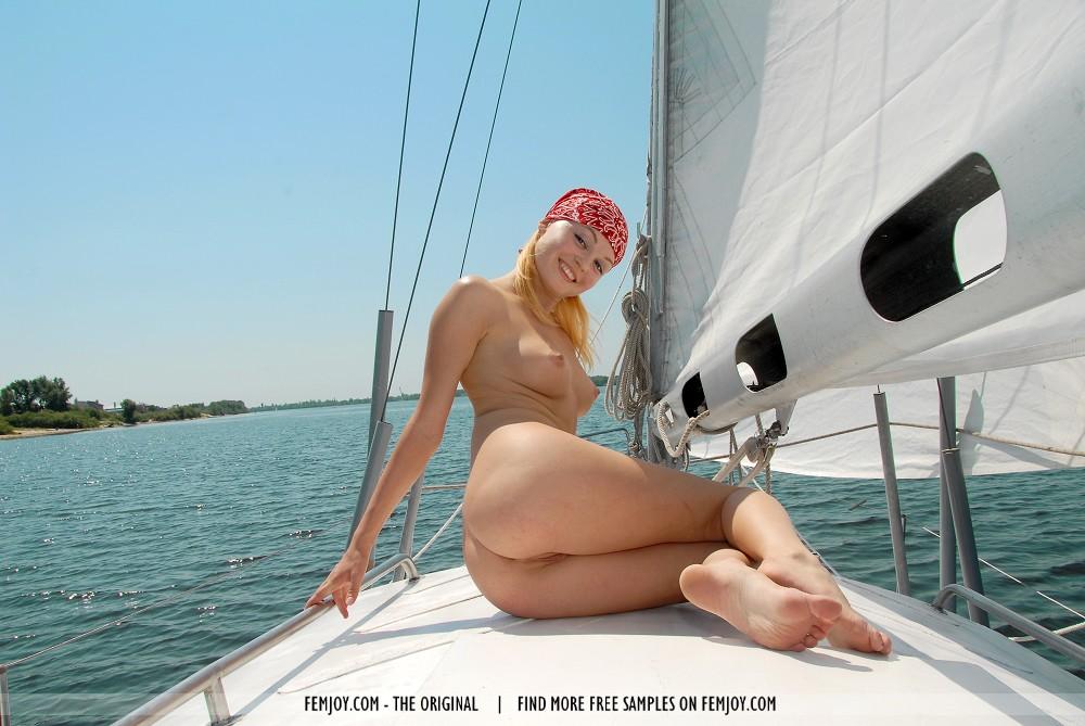 Супер секс на яхте 20 фотография