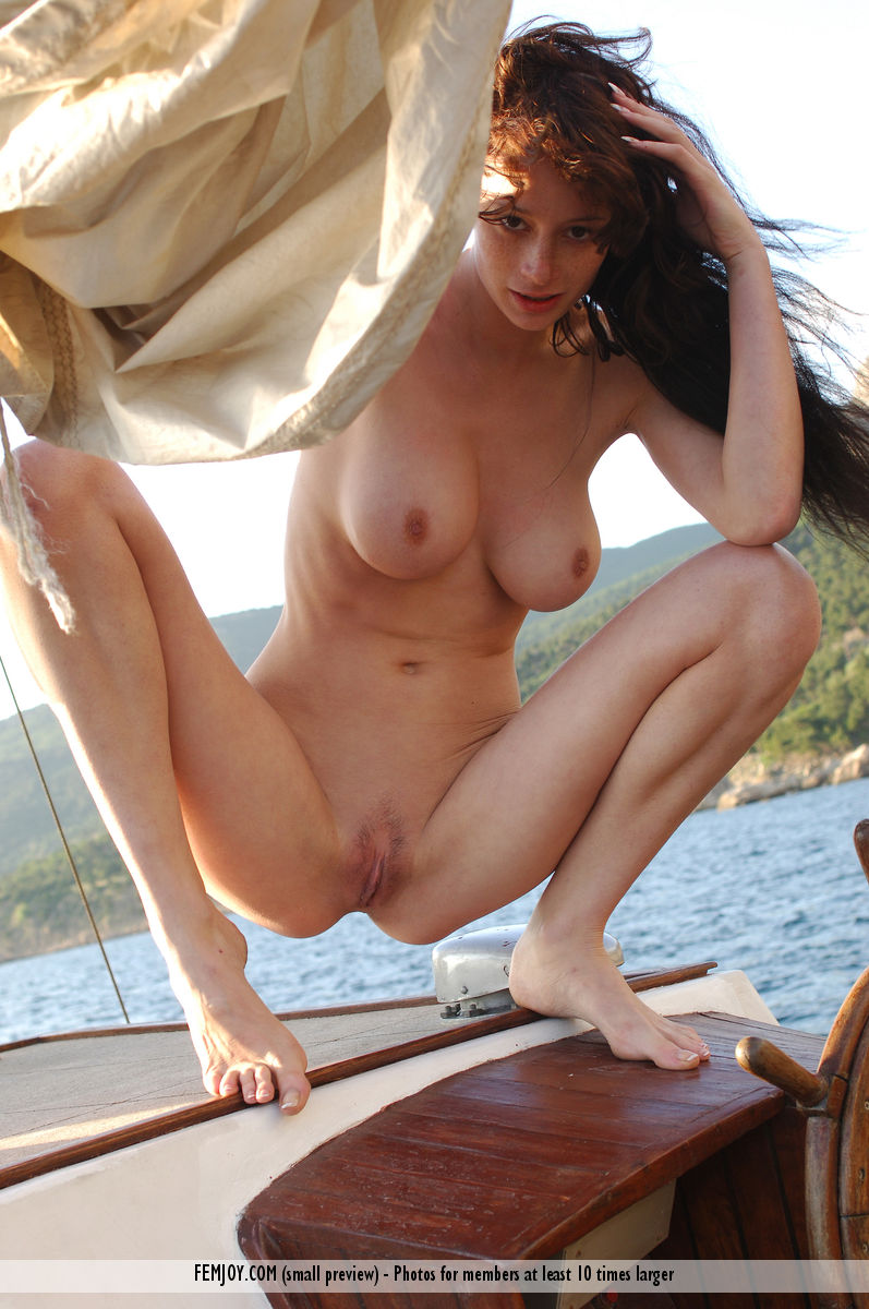 Sexy topless pirate girls pron babes