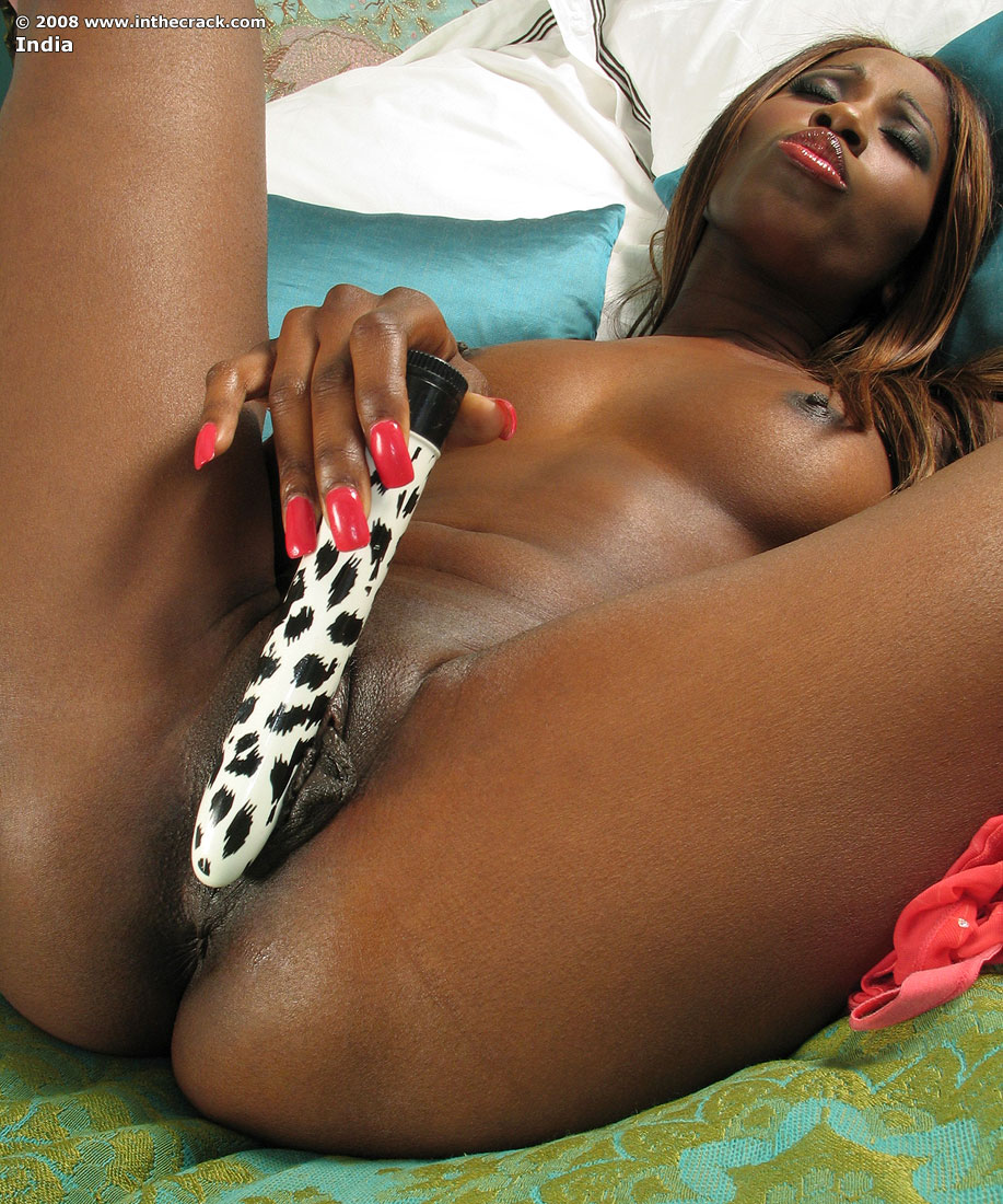 Ebony indian pussy thumb