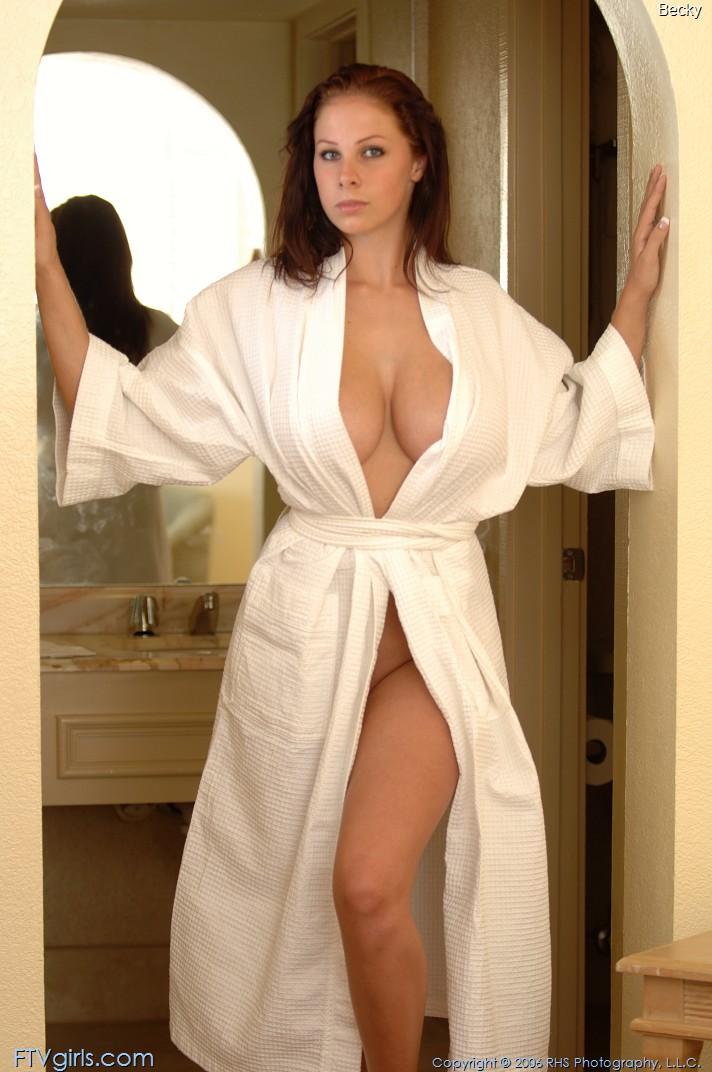 девушка в белом халате порно