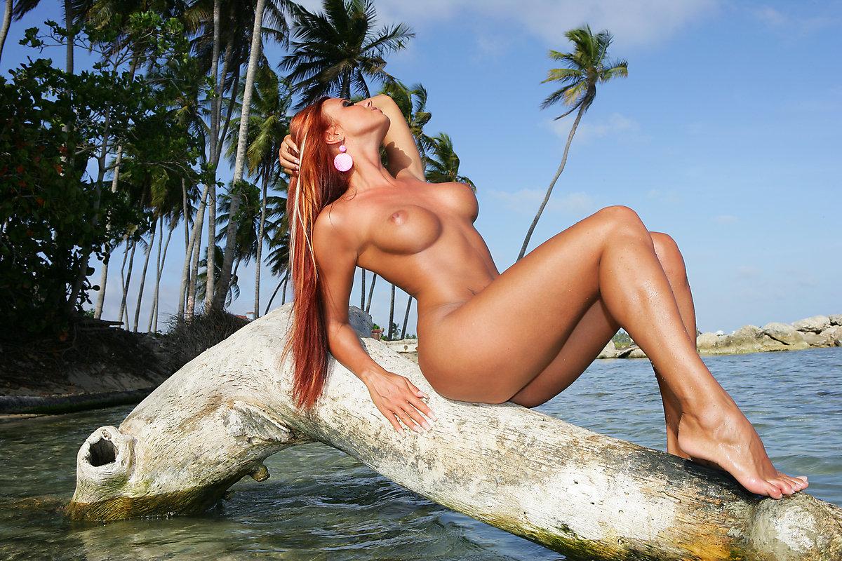 красивое порно море пальмы - 6