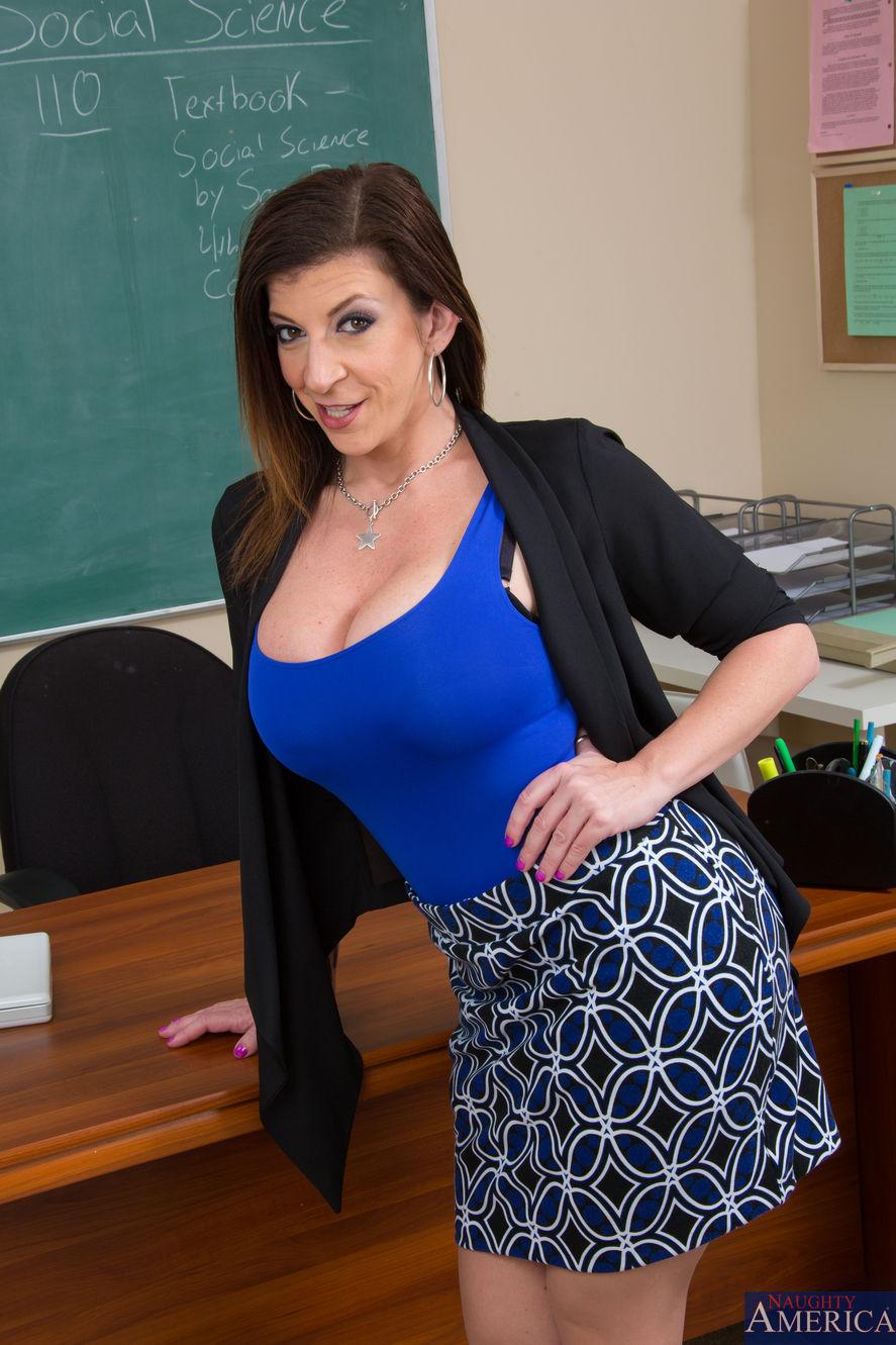 my first sex ed teacher