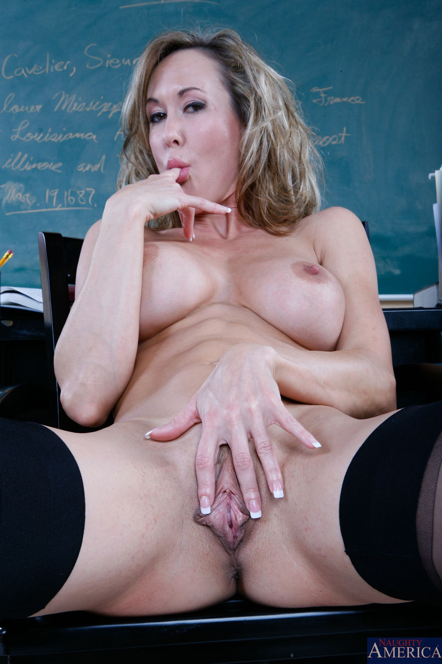 brandi love my first teacher